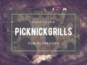 Picknickgrill